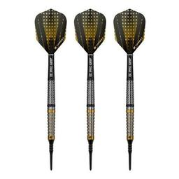Click here to learn more about the Distinction Pixel D6 90% Tungsten Soft Tip Darts 18 Gram.