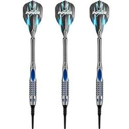 Click here to learn more about the Phil Taylor Power 9Five Gen 2 95% Tungsten Soft Tip Darts 18 Gram.