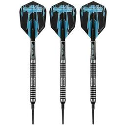 Click here to learn more about the Phil Taylor Power 8Zero 80% Tungsten Soft Tip Darts.