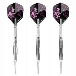 "Click here to learn more about the Target Darts Girl Play Japan Tungsten Soft Tip Darts ""Kitten""."