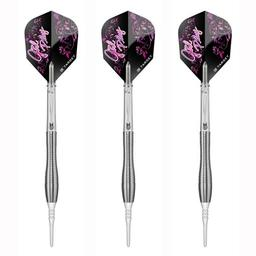 "Click here to learn more about the Target Darts Girl Play Japan Tungsten Soft Tip Darts ""Lush""."