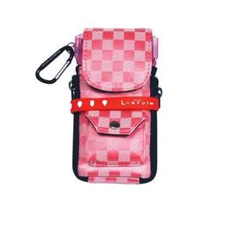 Click here to learn more about the L-Style Krystal Colors Dart Case -Pink.