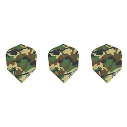 Click here to learn more about the Target Darts Pro 100 Camo Standard Dart Flights.