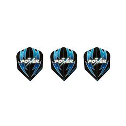 Click here to learn more about the Target Darts Power Arc Bolt Blue Vision Flights.