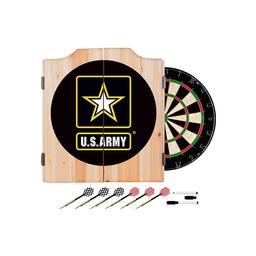 Click here to learn more about the U.S. Army Wood Dart Cabinet Set.