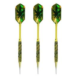 Click here to learn more about the LaserDarts Kush Jungle Limited Edition Soft Tip Darts 20 Gram.