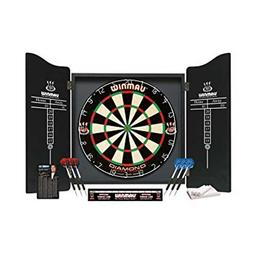 Click here to learn more about the Winmau Professional Dart Cabinet Set.