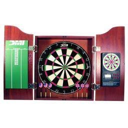 Click here to learn more about the DMI Sports Dartboard Cabinet With Electronic Scorer .