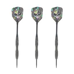 Click here to learn more about the Dart Addict Grayskull Steel Tip Darts.