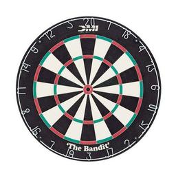 Click here to learn more about the DMI The Bandit® Bristle Dartboard.