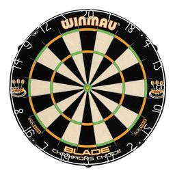 Click here to learn more about the Winmau Blade Champion's Choice Dual Core Practice Dartboard.