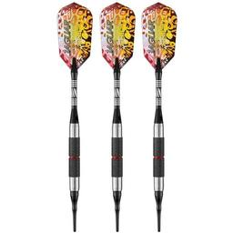 Click here to learn more about the Viper Jaguar Tungsten Soft Tip Darts.