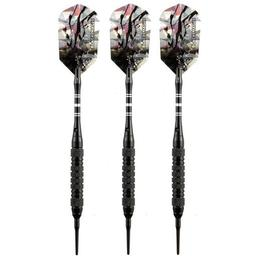 18 Grams Viper Black Magic Soft Tip Darts