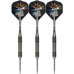 "Click here to learn more about the Bottelsen Tough Koat Hammer Head 9/32"" Steel Tip Darts."