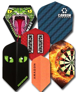 GLD Dart Flights