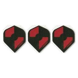 Click here to learn more about the Elkadart Nylon Red and Black Standard Dart Flights.