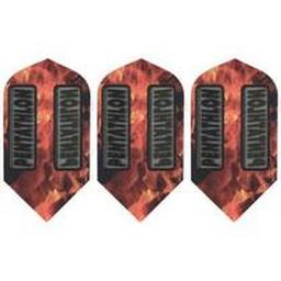 Click here to learn more about the GLD Fire Coal Cracker Pentathlon 2388 Dart Flights.