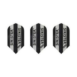 Click here to learn more about the Sinister Slim Black Dart Flights.