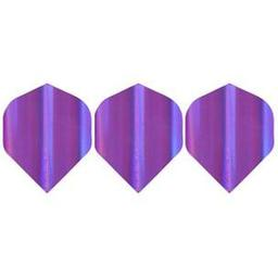 Click here to learn more about the Metallic Purple Standard Dart Flights.