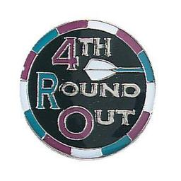 Click here to learn more about the Award Pin - 4th Round Out.