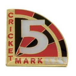 Click here to learn more about the Award Pins - Cricket Mark 5 .