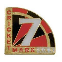 Click here to learn more about the Award Pins - Cricket Mark 7.