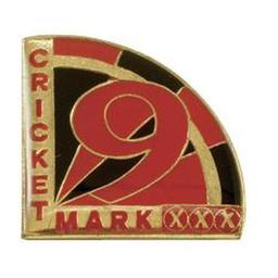Click here to learn more about the Award Pins - Cricket Mark 9.