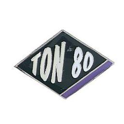 Click here to learn more about the Award Pins - Ton 80.