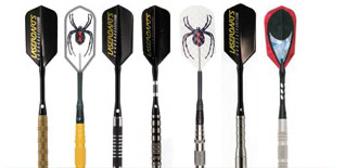 Laser Darts Soft Tip Darts