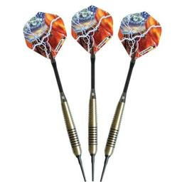 Click here to learn more about the Elkadart ''Storm'' Soft Tip Darts .
