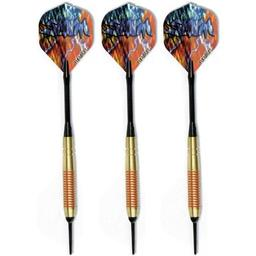 Click here to learn more about the Elkadart ''Storm'' Soft Tip Darts.