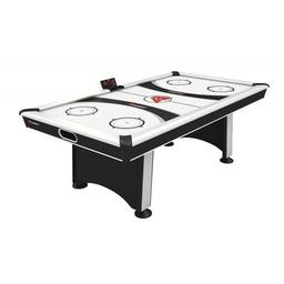 Click here to learn more about the Atomic Game Tables Blazer 7' Air Hockey Table..