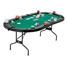 Click here to learn more about the Fat Cat Texas Hold'Em Poker Table.