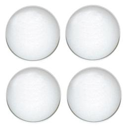 Click here to learn more about the White Foosballs - set of 4.