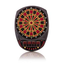 Click here to learn more about the Arachnid Cricket Master 110 Electronic Dartboard.