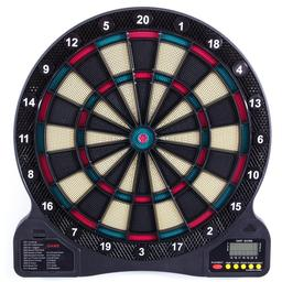 Click here to learn more about the Arachnid DarTronic 100 Electric Dartboard.