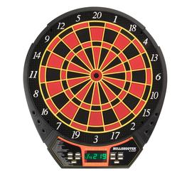 Click here to learn more about the Arachnid Bullshooter Voyager Electronic Dartboard.