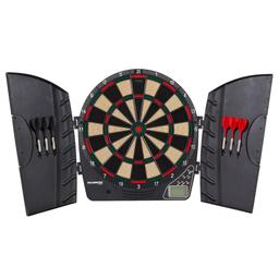 Click here to learn more about the Arachnid Reactor Electronic Dartboard.
