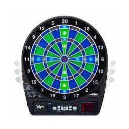 Click here to learn more about the Viper ION Illuminated Dartboard.