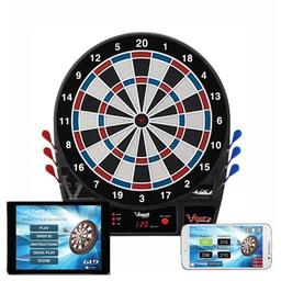 Click here to learn more about the Viper V-Tooth 1000 Smart Dartboard with Bluetooth.
