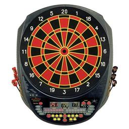 Click here to learn more about the Arachnid Inter-Active 6000 Electronic Dartboard.