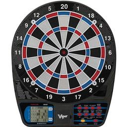 Click here to learn more about the Viper Showdown Electronic Dartboard.