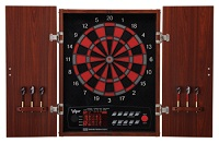 Click here to learn more about the Neptune Electronic Dartboard Cabinet.