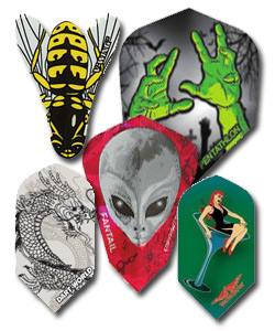 Dart World Dart Flights