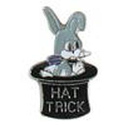 Award Pins - Hat Trick Rabbit