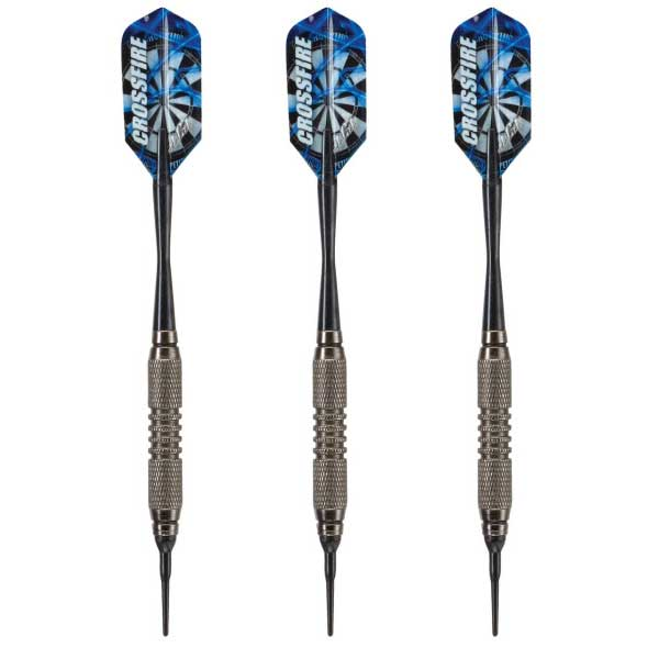 Fat Cat Crossfire Soft Tip Darts