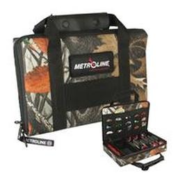 Click here to learn more about the Metroline Camouflage Original Large Dart Case.