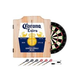 Click here to learn more about the Corona Dart Board Cabinet Set-Label Design.