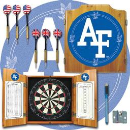 Click here to learn more about the Air Force Dart Cabinet Including Darts and Dart Board.