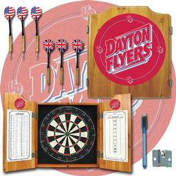 Click here to learn more about the University of Dayton Dart Cabinet Including Darts and Dart Board.